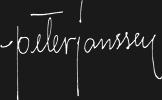 Handtekening Peter Janssen
