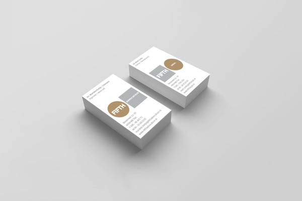 Fifth business-card