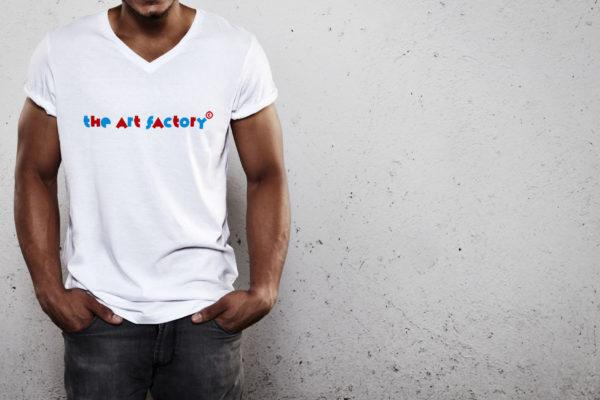 The Art Factory shirt