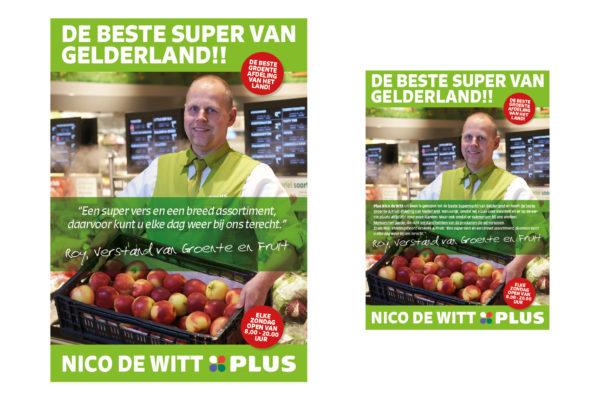 vervolgcampage Nico de Witt