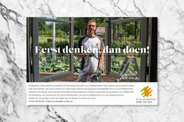 advertenties Rutten