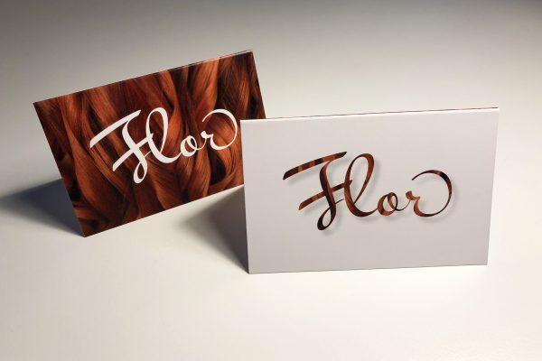 kaartjes Flor